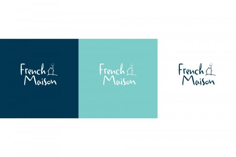 French Maison Logos