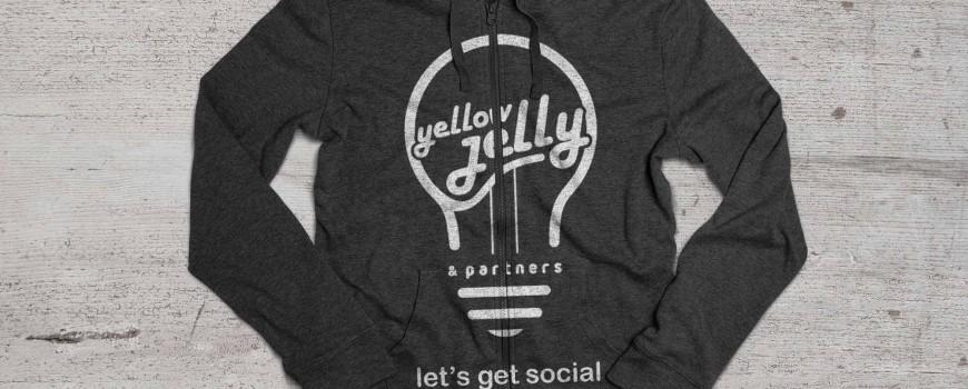 YJ&P Social Hoody