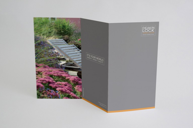 Deakin Lock 3 Side Brochure