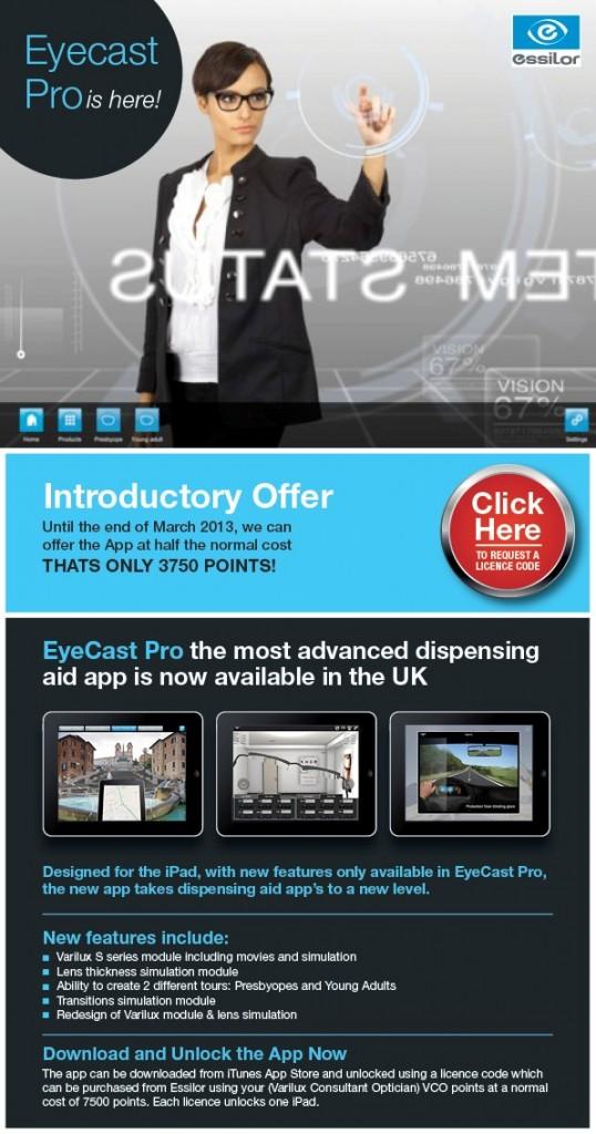 Eyecast_Pro_email